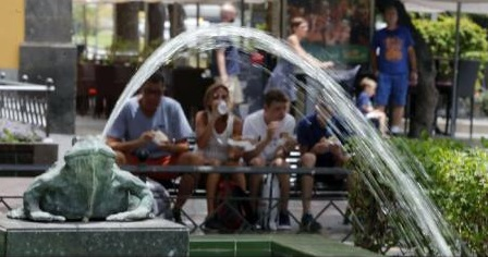 ÎNCĂLZIRE GLOBALĂ Spania, printre țările lumii cele mai afectate de valurile de căldură