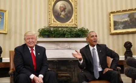 ÎNVESTITURA LUI TRUMP: Trei războaie de durată moștenite de la administrația Obama