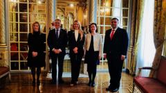 Întrevedere între autoritățile române cu reprezentanții Guvernului spaniol în Țara Bascilor