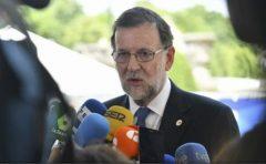 """Șeful guvernului Spaniei, Mariano Rajoy, face apel la calm, în contextul """"delirurilor autoritare"""" în Catalonia"""
