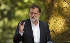 """Șeful guvernului spaniol Mariano Rajoy face apel la separatiștii catalani să renunțe la """"divizare"""" și """"radicalism"""""""