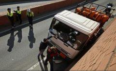 Șoferul suedez care a provocat panică la Barcelona va răspunde pentru cinci infracțiuni