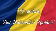 1 DECEMBRIE – CELEBRAREA ZILEI NAŢIONALE A ROMÂNIEI LA MADRID