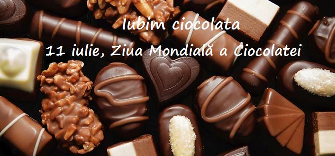 11 iulie, Ziua Mondială a Ciocolatei! Iată 7 motive să mănânci ciocolată