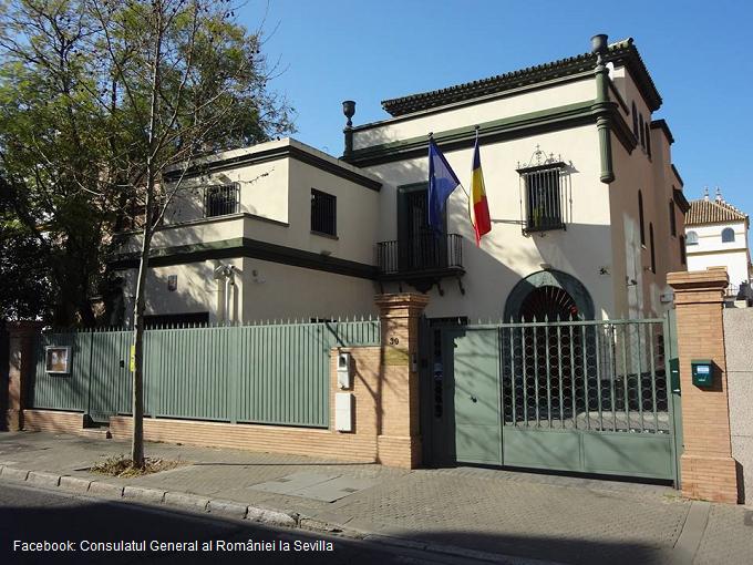 14 OCT. 2016 Cons. Gen. al României la Sevilla: Sesiune de informare cu privire la aspecte de muncă și securitate socială