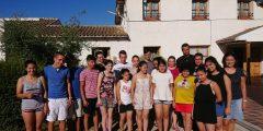 20 de copii în tabăra românească de la Madrid