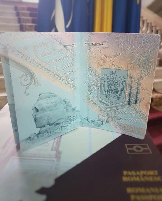 VIDEO – 2019: Noile tipuri de pașapoarte, imposibil de falsificat și cu un design modern