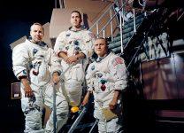 21 dec. 1968: 50 de ani de la prima misiune spaţială spre Lună, Apollo-8
