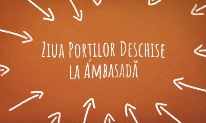 22 sept. 2018: Ziua Porților Deschise la Ambasada României în Regatul Spaniei