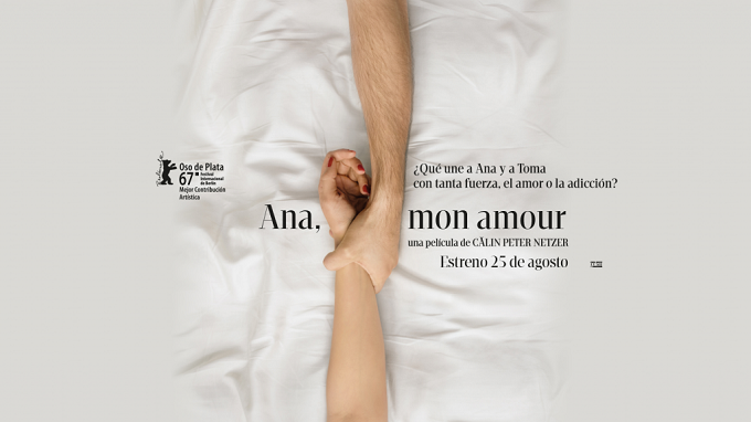 VIDEO: 25 de agosto - Estreno de la película Ana, mon amour de Călin Peter Netzer