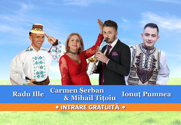 5 Mai: Sărbătorim la Festivalul – Tezaur Românesc din San Fernando de Henares, Madrid