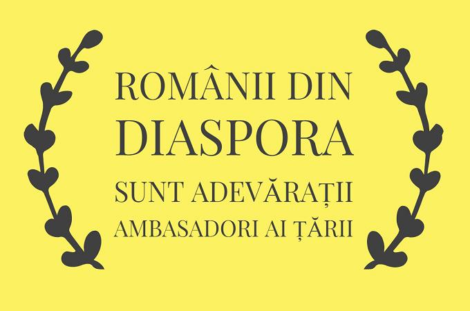 61% dintre românii aflați peste granițe recomandă străinilor produsele românești
