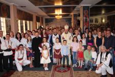 """A treia ediție a Festivalului """"La fântâna Dorului"""" (28 oct.) și hramul Parohiei Ortodoxe din Valdemoro"""