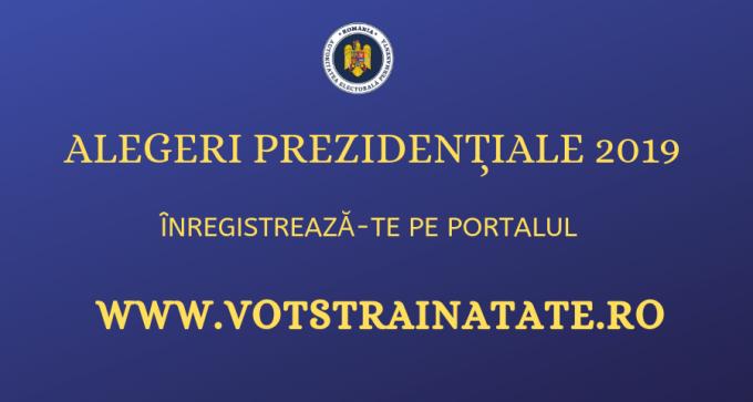 AEP: Peste 14.500 de alegători înregistraţi pe portalul www.votstrainatate.ro