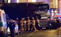 ALERTĂ Germania: Un camion a intrat în mulțime într-un târg de Crăciun din Berlin; cel puțin 9 morți și 50 de răniți (poliție)