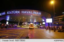 ATENTATE Turcia (foto/video): 28 de morți, 60 de răniți în atentatul sinucigaș de la aeroportul internațional Atatürk, trei atacatori (guvernator)