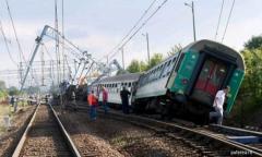 Accident de tren în Franța, soldat cu zeci de răniți