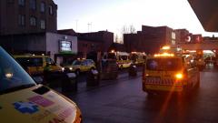 Accidente de tren en Alcalá de Henares: 39 heridos, 2 de ellos graves