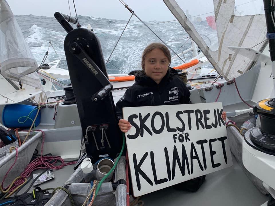 Adolescenta suedeză Greta Thunberg, recompensată cu premiul ''Ambasador al Conştiinţei'' de către Amnesty International