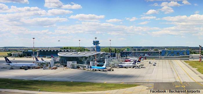 Aeroportul Henri Coandă, locul 3 în topul aeroporturilor europene în funcție de creșterea traficului aerian