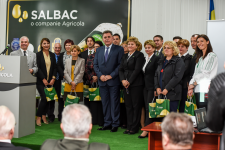Agricola Bacău a inaugurat o nouă unitate de producție pentru salamurile crud-uscate