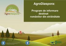 AgroDiaspora un program de informare destinat românilor din străinătate