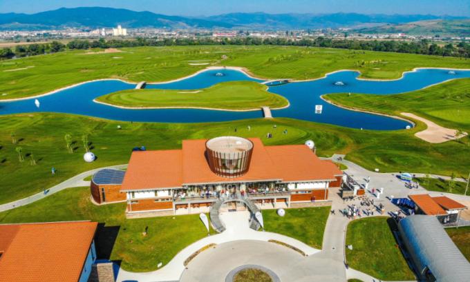 Alba: Cea mai importantă competiţie de golf a anului, cu jucători licenţiaţi PGA, lângă Alba Iulia