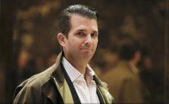 Alba: Donald Trump Jr., la vânătoare pe Valea Tîrnavei Mici