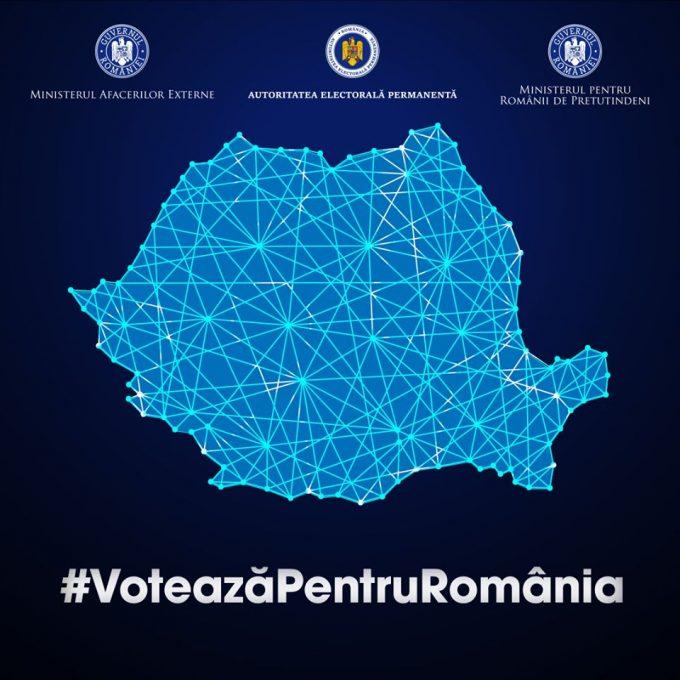Alegeri Prezidenţiale 2019: Românii din străinătate vor vota timp de trei zile