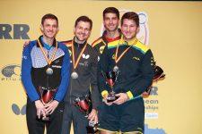 Alicante: Ovidiu Ionescu, medaliat cu argint în proba masculină de simplu la Europene