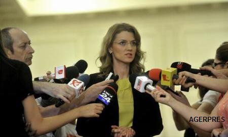 Alina Gorghiu: Nu înțeleg isteria pe care PSD o aduce în spațiul public cu privire la Codul Fiscal