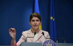 VIDEO: Alina Petrescu: 20 de miniștri și-au depus la Cabinetul premierului cererile de retragere a demisiei
