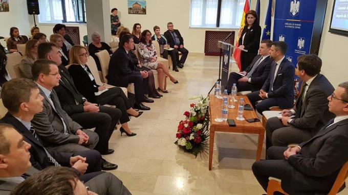 Ambasada României în Spania: Prima ediţie a Forumului Asociaţiilor Româneşti din Spania