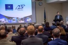 Ambasadorul României la Madrid la celebrarea a 25 de ani de la înfiinţarea Centrului Satelitar al UE de la Torrejón de Ardoz (SatCen)