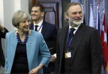 Ambasadorul britanic la UE îi va înmâna miercuri lui Tusk scrisoarea de notificare cu privire la declanșarea Brexit-ului