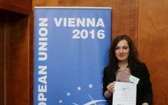 Andreea Şerban, nominalizată 'Studentul anului în România': Schimbarea depinde de fiecare dintre noi, de iniţiativă, de implicare