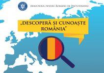 Andreea Păstîrnac: 'Descoperă și cunoaște România' – un program pe care dorim să îl continuăm întreg anul dedicat Centenarului