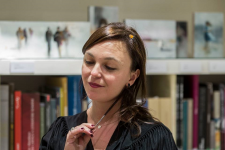 Anka Moldovan, la primera diputada rumana de la Asamblea de Madrid