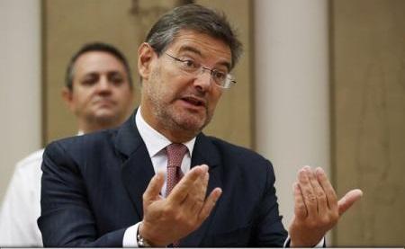 Arestarea a doi lideri separatiști catalani este o problemă judiciară, nu politică, susține ministrul justiției spaniol