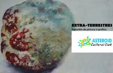 Asociația ASTEROID Cultural Club din Madrid a susținut o expoziție de pictură și grafică în București