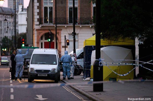 Atac cu cuțit la Londra: Individul arestat suferea de probleme psihice. Primarul Londrei face apel la calm
