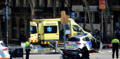 Atac terorist la Barcelona; peste 100 de victime, dintre care 13 morți după ce o furgonetă a pătruns în pietoni pe artera Rambla