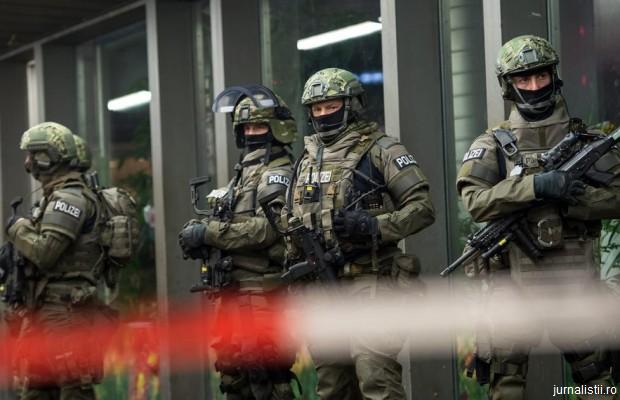Atacul cu un cuțit de la München: Un mort și trei răniți (parchet)