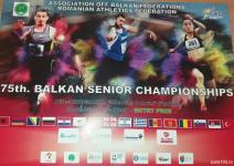 Atletism: România, locul al doilea la Campionatele Balcanice de la Pitești