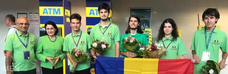 Aur şi Argint pentru echipa României la Olimpiada de Informatică a Europei Centrale (CEOI)