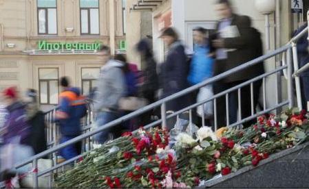 Autoritățile ruse au reținut presupuși complici ai autorului atentatului de la Sankt-Petersburg (Interfax)