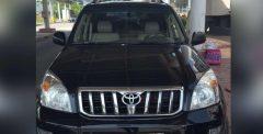 Autoturism Toyota Land Cruiser furat din Spania, descoperit la P.T.F. Galaţi