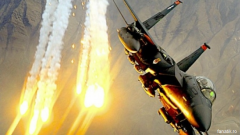 Aviația rusă a bombardat ținte ale Stat Islamic în Siria