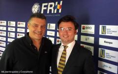 Avocatul Alexandru Lazăr, partener IntLaw, desemnat de Xavier Pascual să-l reprezinte în contractul de selecționer al naționalei de handbal