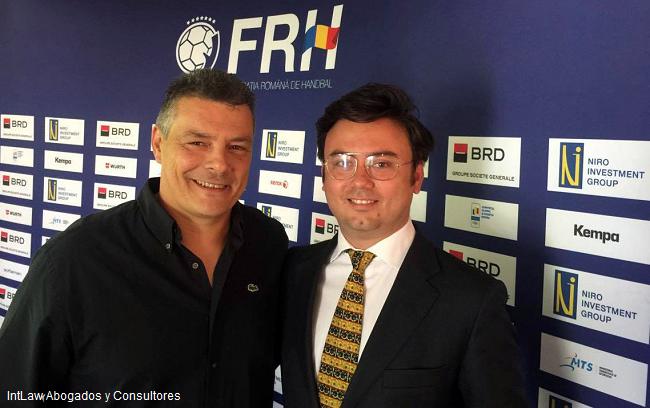 Avocatul-Alexandru-Lazăr-partener-IntLaw-desemnat-de-Xavier-Pascual-să-l-reprezinte-în-contractul-de-selecționer-al-naționalei-de-handbal